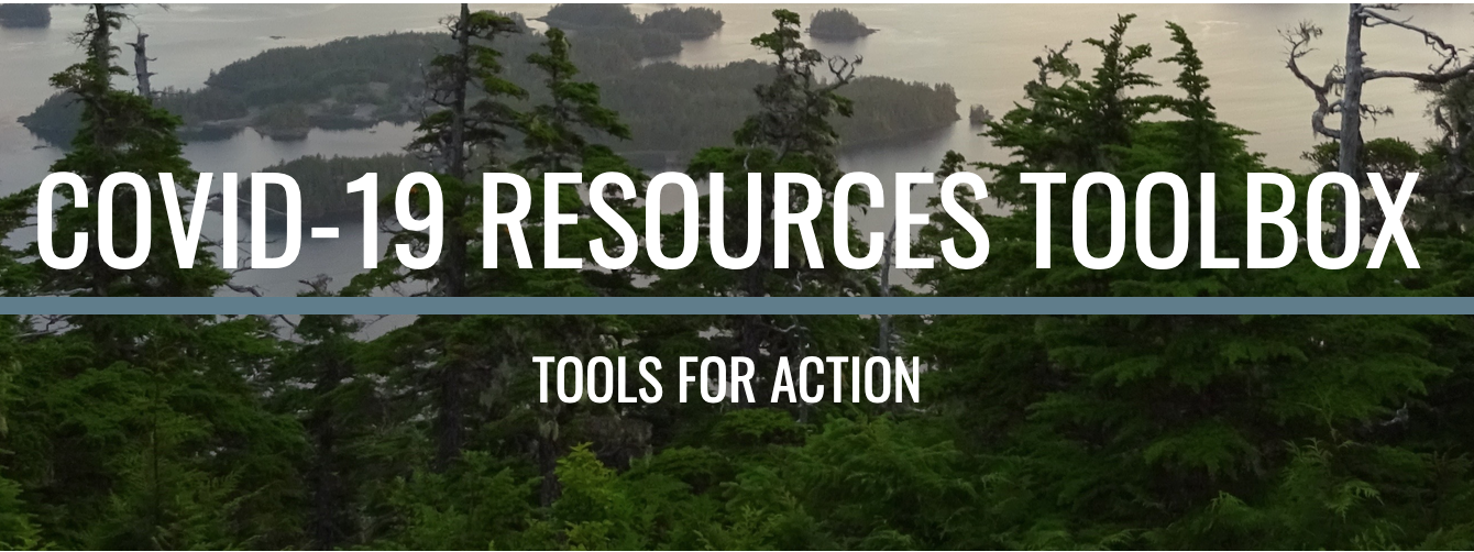 COVID-19 Resources for Indian Country toolbox