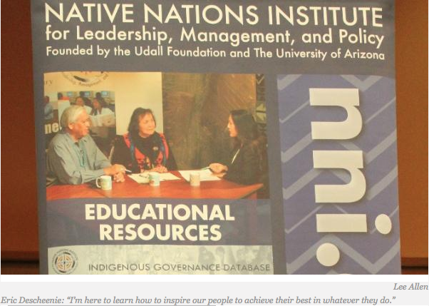 Educating Indian Country's Future Leaders