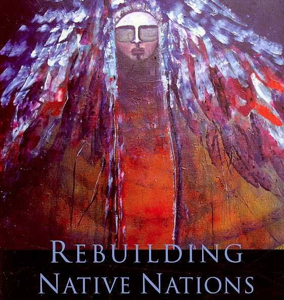New Book Provides a Guide for Understanding Native Nation Building
