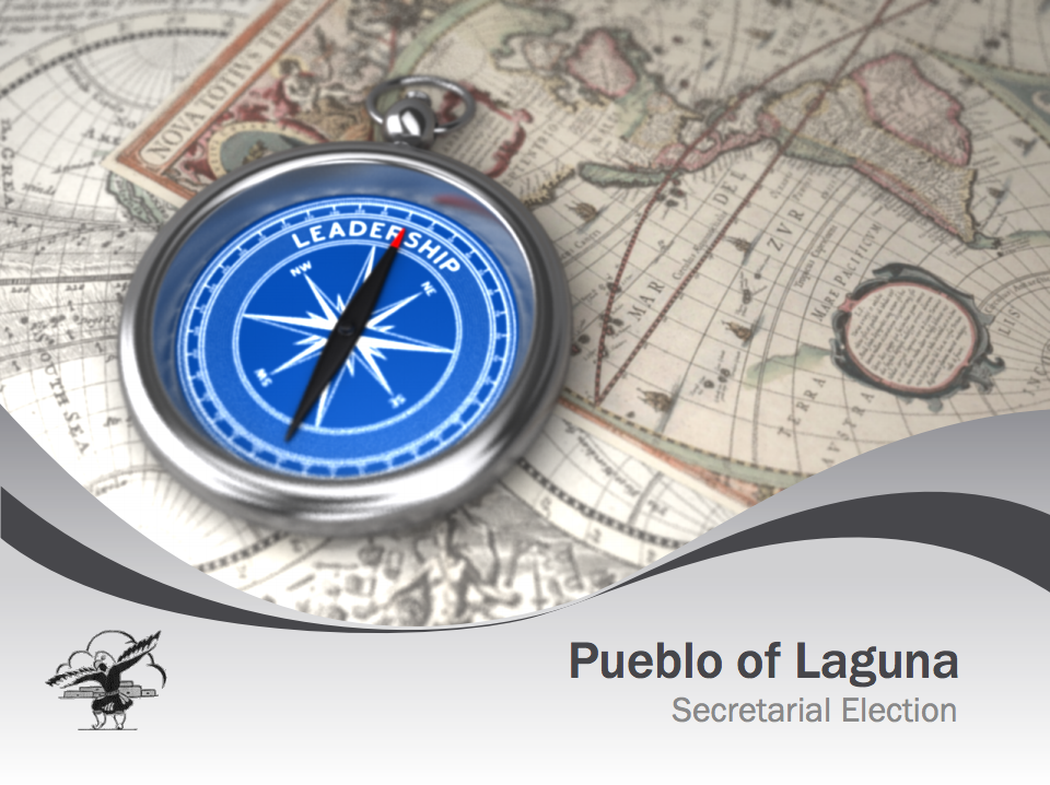 Pueblo of Laguna: Secretarial Election