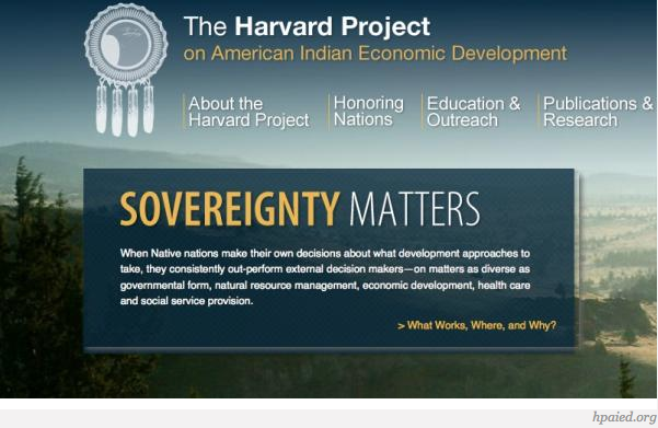 Harvard Project Names 18 Semifinalists for Honoring Nations Awards