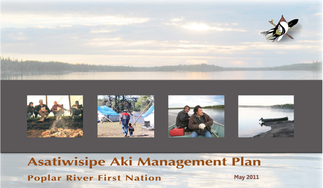 Asatiwisipe Aki Management Plan