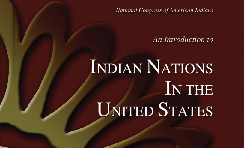 An Introduction to Indian Nations in the United States