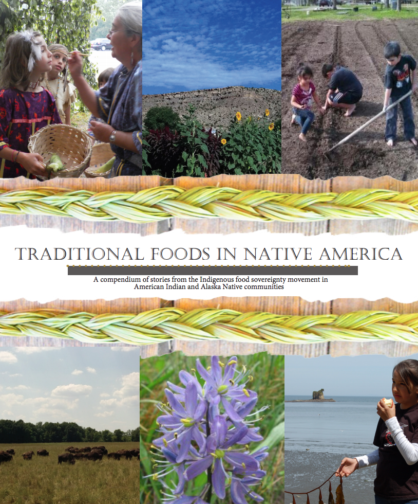 Traditional Foods in Native America