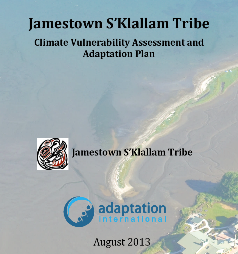 Climate Change Vulnerability Assessment and Adaptation Plan