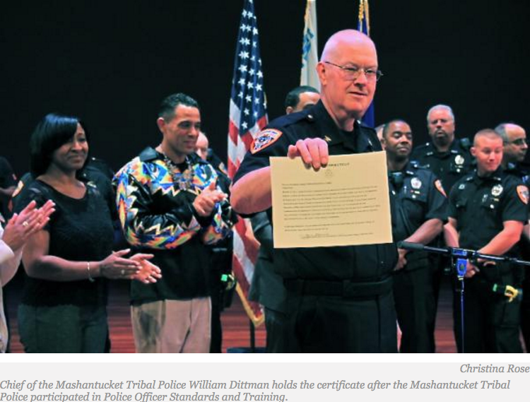 Police Protection in CT Increases: Tribes Can Now Arrest Non-Natives