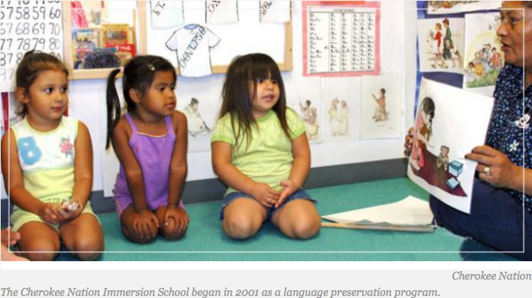 Teaching the Whole Child: Language Immersion and Student Achievement