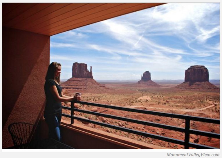 Navajo Hotel Owners Open a Retreat in Monument Valley