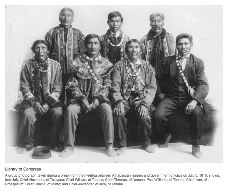 How Athabascan leaders crafted the Tanana Chiefs Conference
