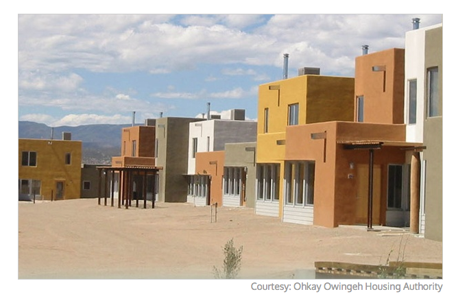 A new Native American village based on tradition helps a Tribe reclaim its sustainable roots