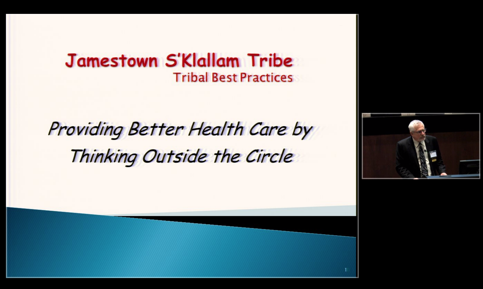 Economic/Political impact of tribal health programs on/off reservation