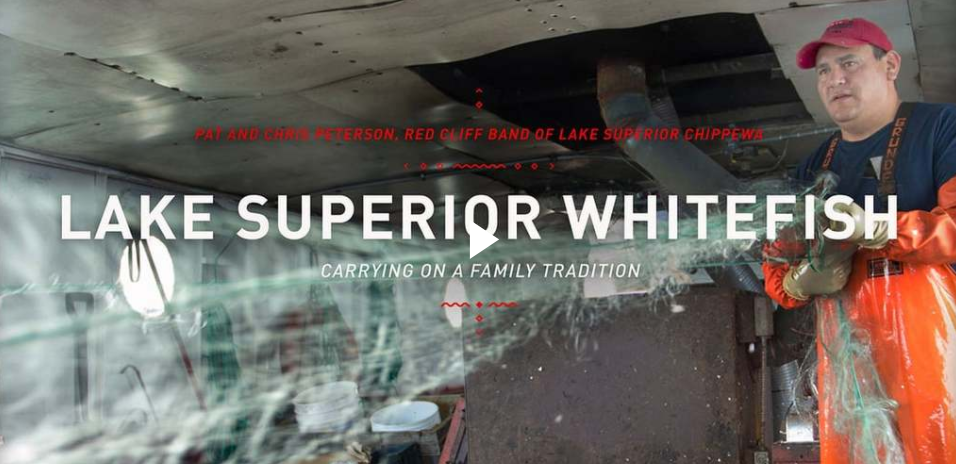 The Ways: Lake Superior Whitefish: Carrying on a Family Tradition
