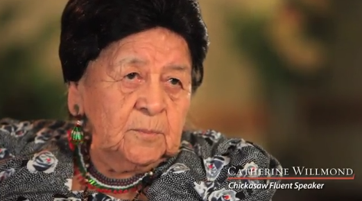 Survival of the Chickasaw Language