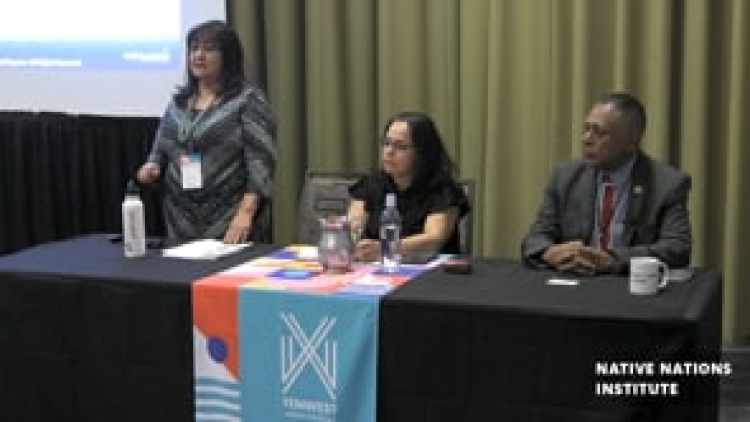 10West panel #2 2019-Navigating the Structures of Native Nations