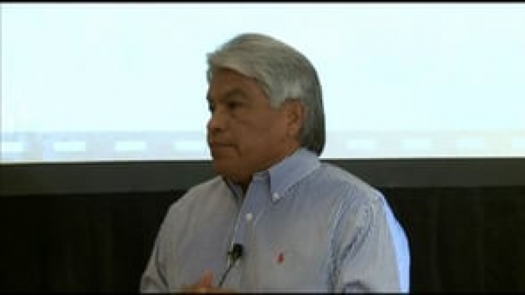 Regis Pecos: The Why and Making and Remaking Governing Systems