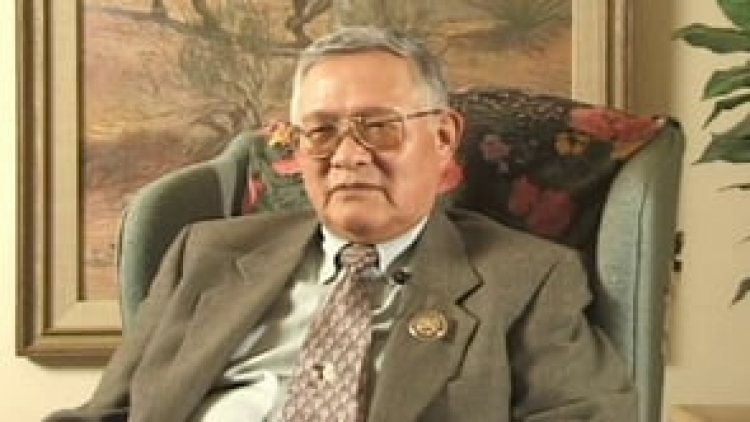 Great Tribal Leaders of Modern Times: Edward T Begay