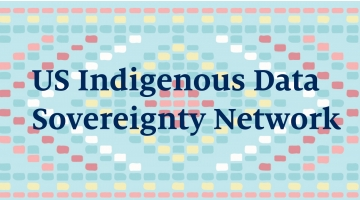 US Indigenous Data Sovereignty Network