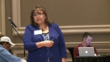 Joan Timeche: The Hopi Tribe: Wrestling with the IRA System of Governance (Presentation Highlight)