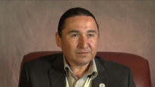 "Floyd ""Buck"" Jourdain: Red Lake Nation Constitutional Reform Initiative"
