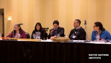 Panel Discussion-Alaska Tribal Govt Symposium Day1#2