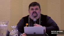 Richard Peterson-Alaska Tribal Govt Symposium Day2