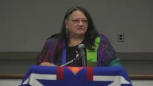 Suzan Shown Harjo: Nobody Gives Us Sovereignty: Busting Stereotypes & Walking the Walk