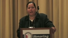 Honoring Nations: Shannon Martin: Ziibiwing Center of Anishinabe Culture and Lifeways