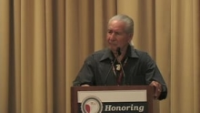 Honoring Nations: Oren Lyons: Wounded Knee II: Honoring the Legacy of Ted Kennedy