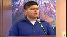 Honoring Nations: Devin Redbird: Gila River Youth Council