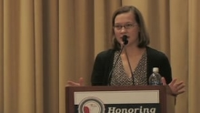 Honoring Nations: Sarah Hicks: NCAI and the Partnership for Tribal Governance