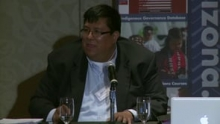 Anthony Hill: Constitutional Reform on the Gila River Indian Community