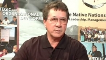 NNI Indigenous Leadership Fellow: Michael Kanentakeron Mitchell (Part 2)