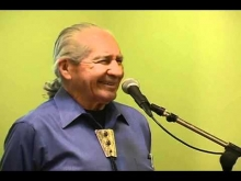 Chief Oren Lyons (Onondaga) International Leadership