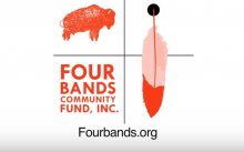 Four Bands Community Fund logo