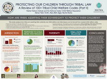 Protecting Our Children Through Tribal Law: Part II