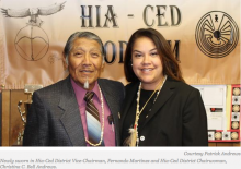 Extinct No More: Hia-Ced O'odham Officially Join Tohono O'odham Nation