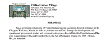 Chilkat Indian Village: Citizenship Excerpt