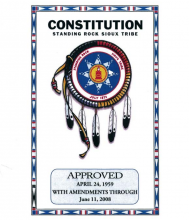 Standing Rock Sioux Tribe: Judiciary Functions/Dispute Resolution Excerpt