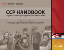 CCP HANDBOOK Comprehensive Community Planning for First Nations in British Columbia