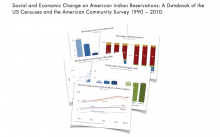 Social and Economic Change on American Indian Reservations: A Databook of the US Censuses and the American Community Survey 1990 – 2010