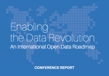 Enabling the Data Revolution: An International Open Data Roadmap