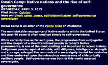 Native nations and the rise of self-governance