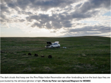 Glimmers of hope on Pine Ridge Indian Reservation
