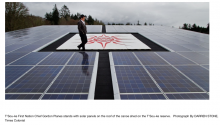 Island First Nation grasps potential of alternative power