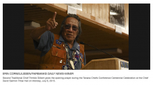 Tanana Chiefs celebrates its first 100 years