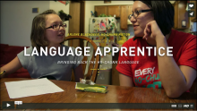 The Ways: Language Apprentice: Bringing Back the Ho-Chunk Language