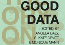 Good Data Practices for Indigenous Data Sovereignty