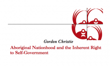 Aboriginal Nationhood and the Inherent Right to Self-Government