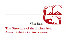 The Structure of the Indian Act: Accountability in Governance