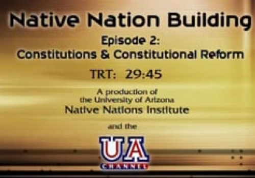 Segment 2: Constitutions and Constitutional Reform